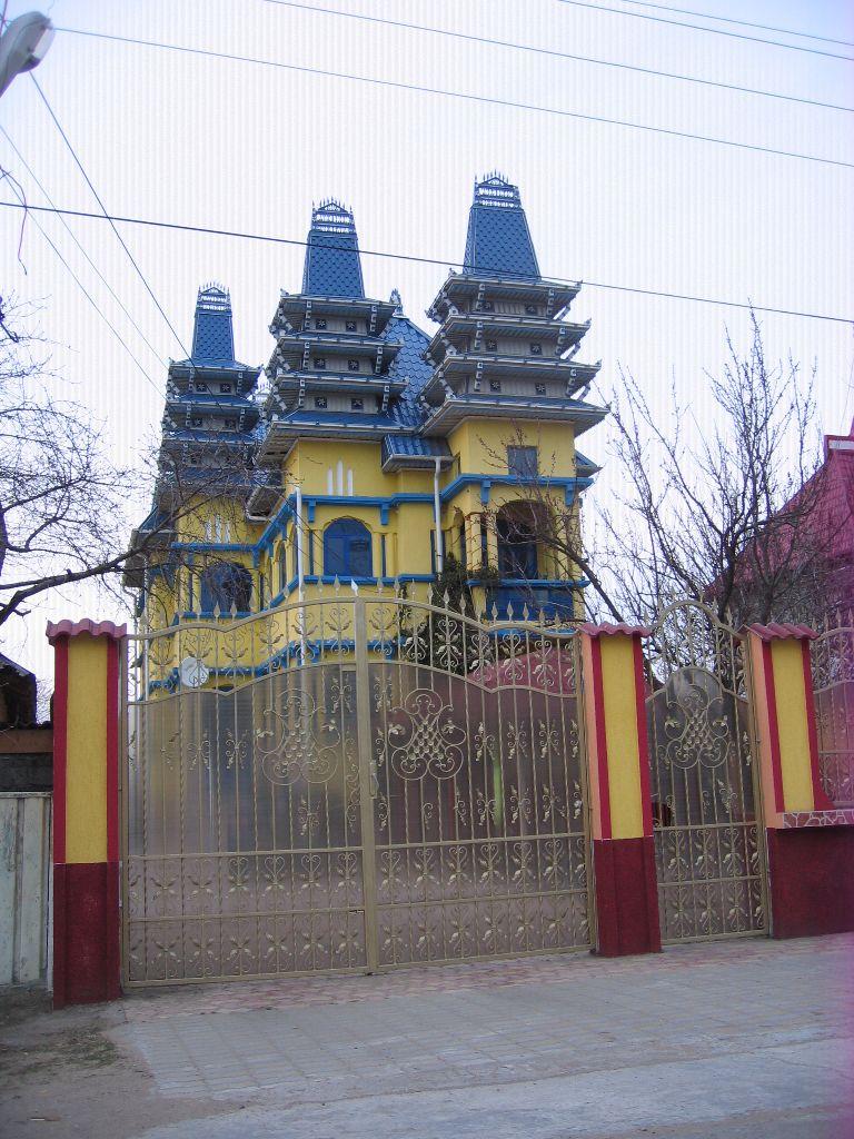 turist i rumænien